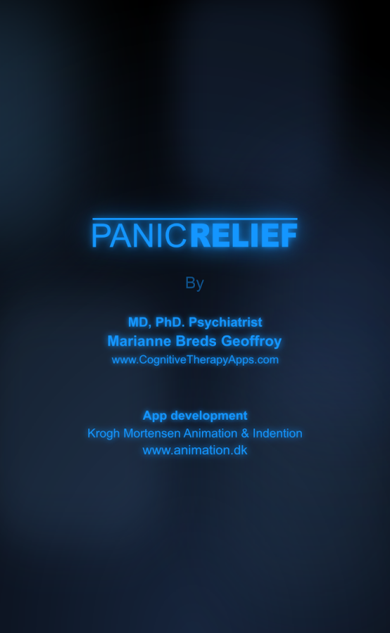 Panic Relief Free-stop anxiety- screenshot