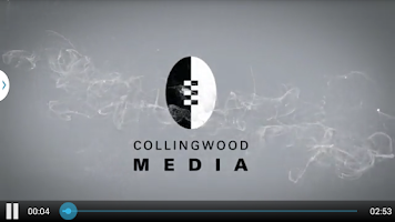 Screenshot of Collingwood Official App