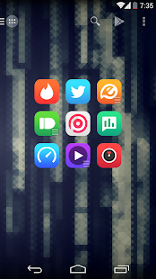 Pop UI - Icon Pack - screenshot thumbnail