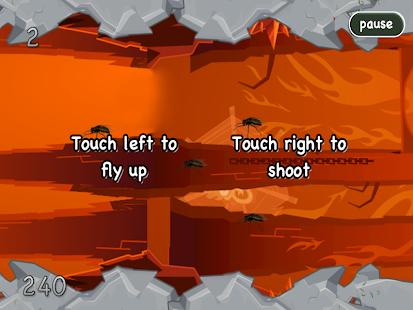 Fly Flappy Dragon 2