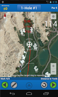 Golf Frontier - Golf GPS - screenshot thumbnail