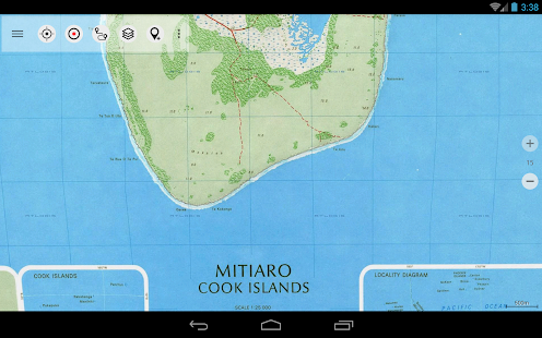 New Zealand Topo Maps Pro - screenshot thumbnail