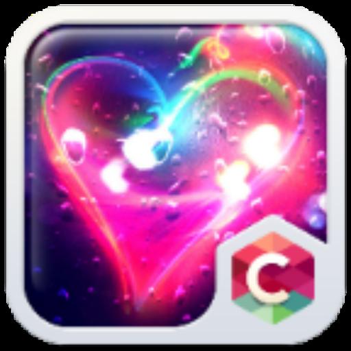 浪漫之心手机主题——畅游桌面 個人化 App LOGO-硬是要APP
