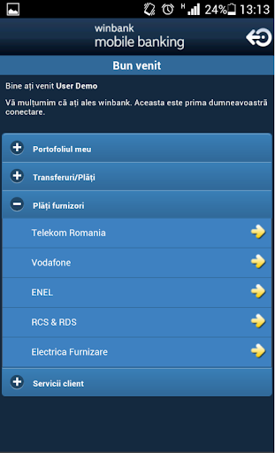 【免費財經App】winbank Mobile Romania-APP點子