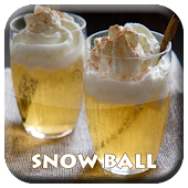 Free Cocktail Snow Ball