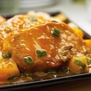 Pork Chops Teriyaki.