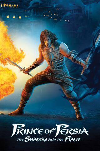 Prince of Persia Shadow Flame