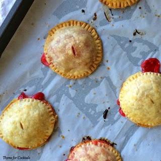 Cherry Cheesecake Hand Pies