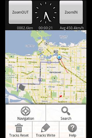 TouringNavigation 3.22 screenshot 600717