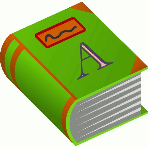 アルファベット絵本 教育 LOGO-阿達玩APP