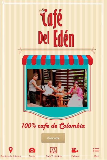 Café del Edén