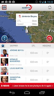 Vendée Globe- screenshot thumbnail