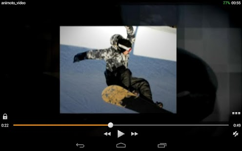 JoeVLC Video Player- screenshot thumbnail