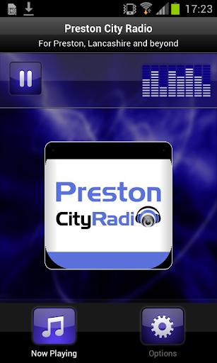 Preston City Radio