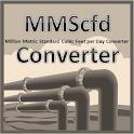 MMScfd Converter