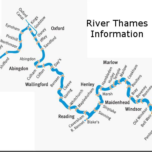 旅遊必備App|Thames Info Pro LOGO-綠色工廠好玩App