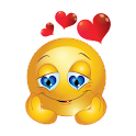 Smileys Love icon