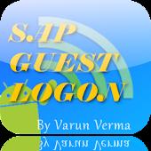 SAP Guest Logon