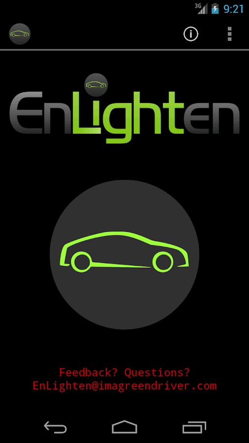 EnLighten - screenshot