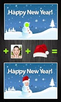 Screenshot of iFaceInCard Pro-greeting cards