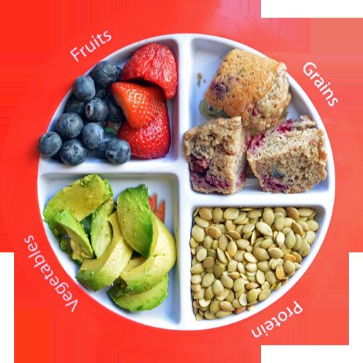 減肥飲食計劃 健康 App LOGO-硬是要APP