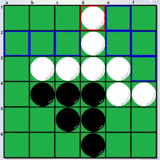 棋类游戏のおもしろ詰めリバーシ for タブレット(1280x800) LOGO-記事Game