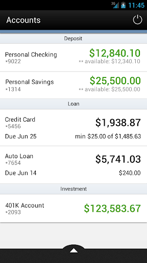 Fiscal Credit Union Mobile App