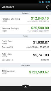 Fiscal Credit Union Mobile App - screenshot thumbnail