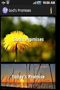 God's Promises in the Bible- screenshot thumbnail