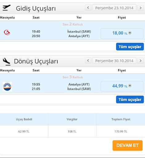 【免費旅遊App】Onur Air - BiletBayisi.com-APP點子