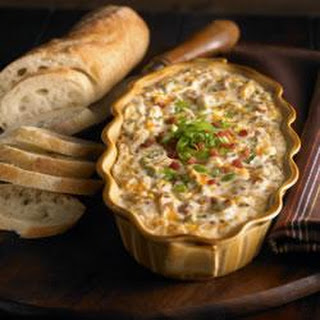 Warm and Creamy Bacon Dip Recipe