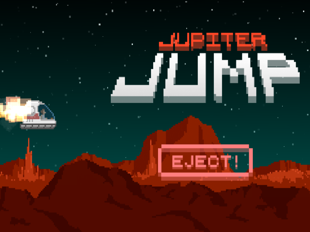 Jupiter Jump- screenshot