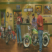 Motorcycle Shop GO THEME