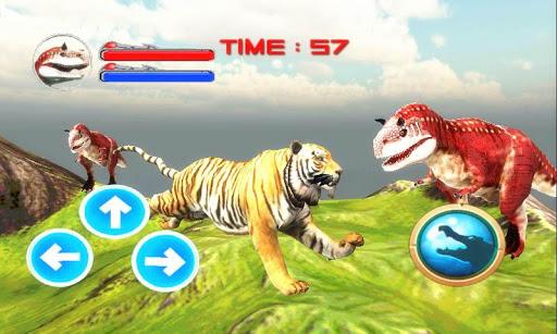 野生虎3D模擬器
