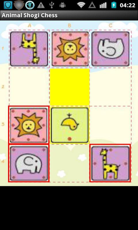 Animal Shogi Chess - screenshot