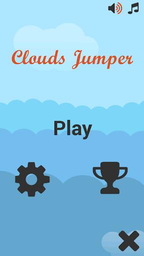 Clouds Jumper