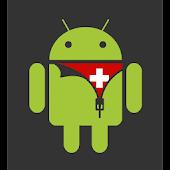 ASAPP die Android Schweiz App