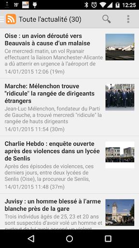 Le Parisien : Flux RSS