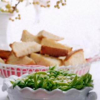 Marinated Green Bean and Butter Bean Salad