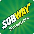 Subway Delivery Singapore icon