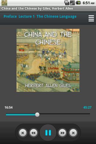 China and the Chinese Librivox