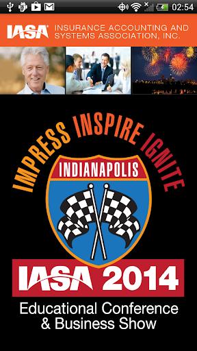 IASA 2014 Annual Conference