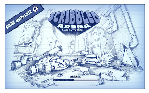 Scribbled Arena - PocketEd v0.8.1