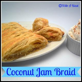 Coconut Jam Braid.