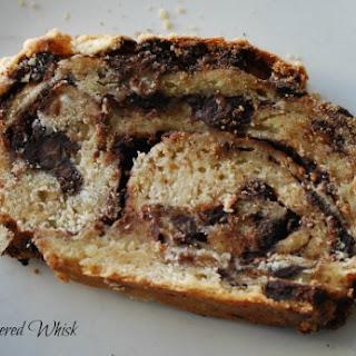 Sourdough Chocolate Cinnamon Babka.