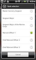Screenshot of Marine Corps Live Wallpapers