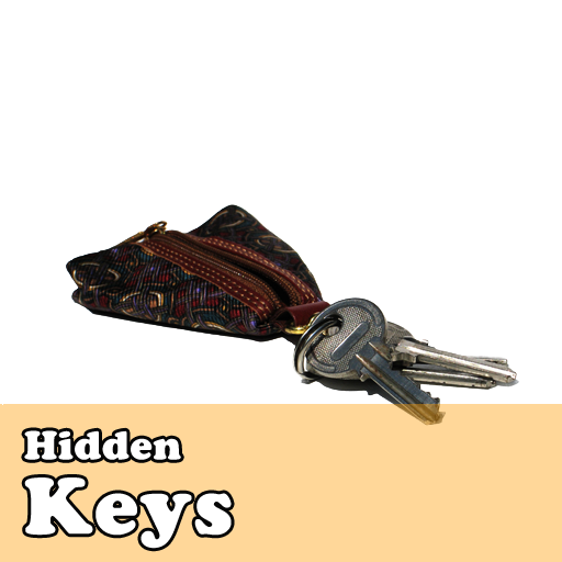 Hidden Object Games  Keys