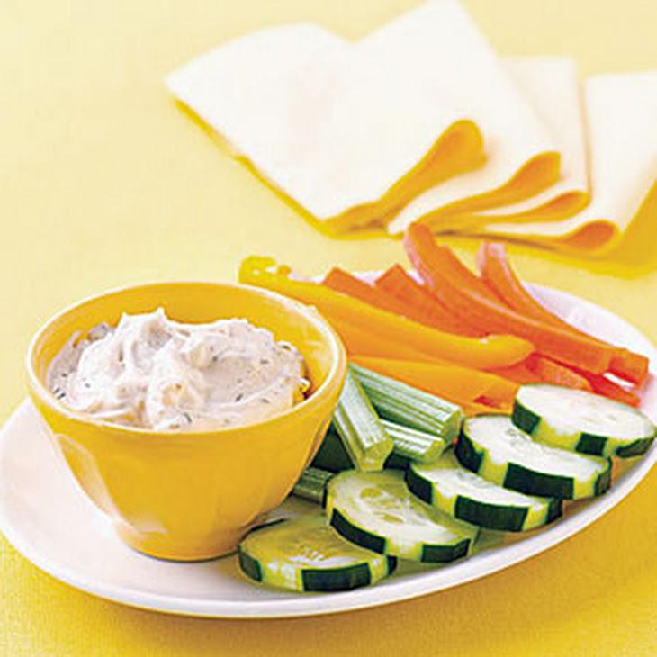 Creamy Greek Feta Dip