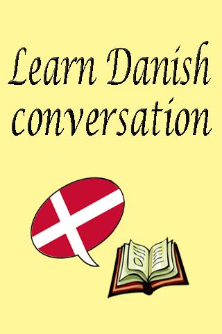Learn Danish conversation