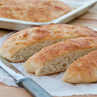 Easy Peasant Bread.